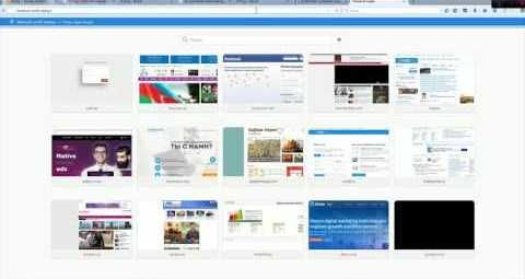 Facebook profili səhifəyə çevirmək