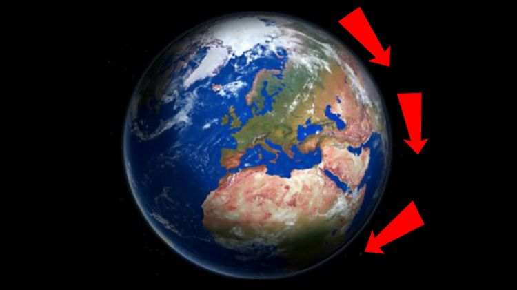 Dünya tərsinə fırlansa nə baş verər?
