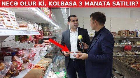 Sən demə OBA marketlərində qiymətlər buna görə ucuz imiş