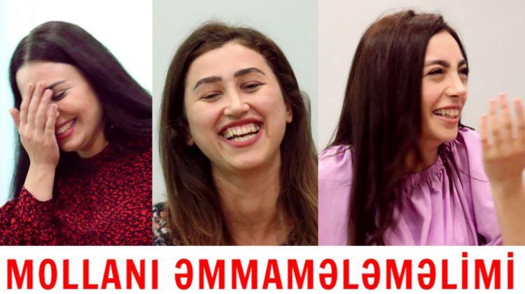 Tələbə qızlar gülüş krizi keçirdi - Bazarda nə ucuz?