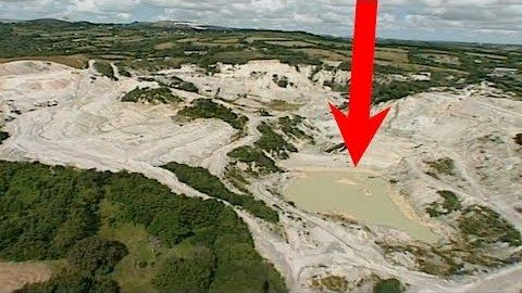 İnanılmaz! - 2 milyon ton palçığı töküb yerdə cənnət yaratdılar