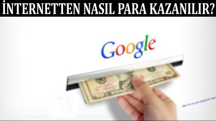 İnternetten kolay para kazanmanın YOLU