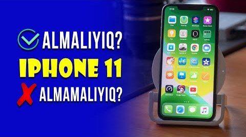 İPhone 11 almağa dəyərmi? - Techno Club