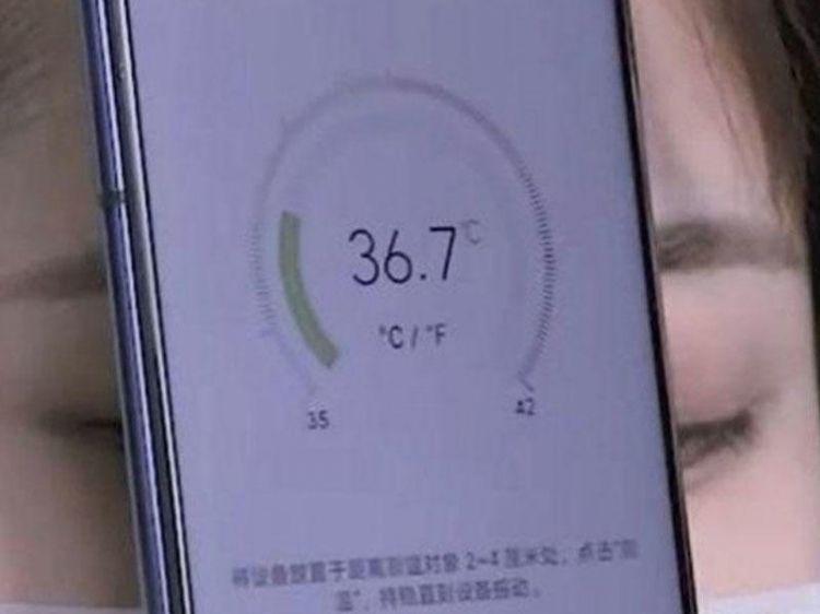 Honor-dan temperatur ölçən yeni smartfon