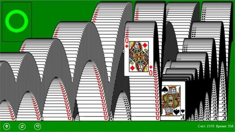 Məşhur Solitaire oyununun Windows-dakı məqsədi nə idi?