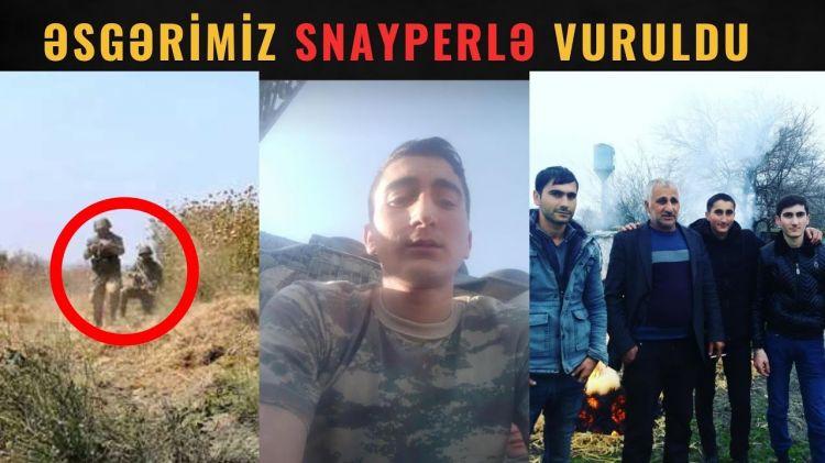 Şəhid Tosif neytral zonaya niyə getmişdi?