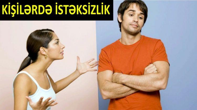 Cinsi əlaqə istəməyən kişilər  - DİQQƏTLƏ baxın
