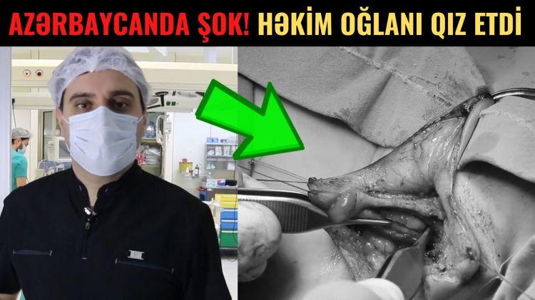 """Toğrul Ömərov """"oğlan""""ı qıza çevirdi -  CANLI ƏMƏLİYYAT 18 +"""
