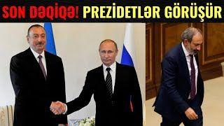 SON DƏQİQƏ! - Görüş başlayır  - Prezident 5 MƏSƏLƏNİ...
