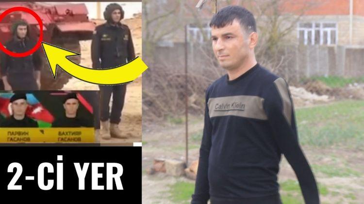ŞOK! Moskvada ölkəmizə 4-cü yeri qazandıran tankçı sol qolunu niyə itirdi?