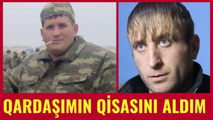 Şəhid qardaşının qisasını 47 erməni öldürüb alan Xüsusi Təyinatlı