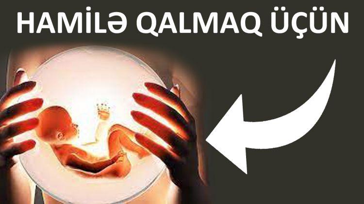 Hamilə qala bilməyənlərə Plazmaterapiya - Qadınlar DİQQƏT!